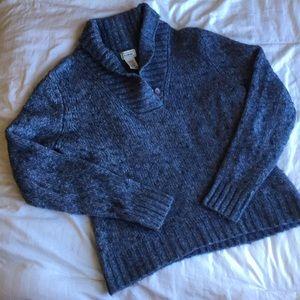L.L. Bean Wool Pullover Sweater
